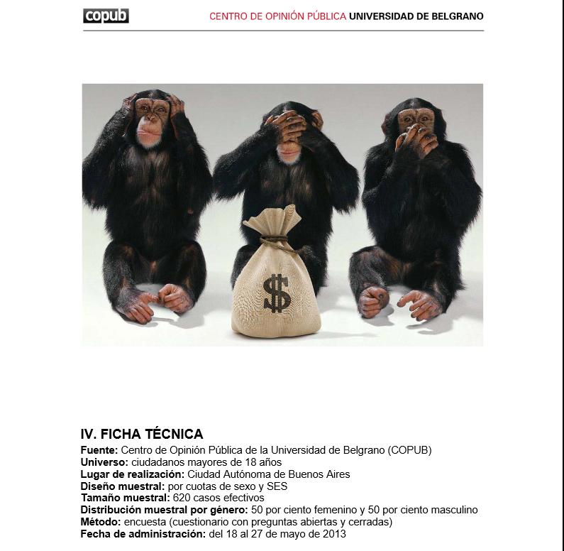 Centro de Opinión Pública de la Universidad de Belgrano - que-piensa-la-gente-sobre-la-corrupcion.pdf
