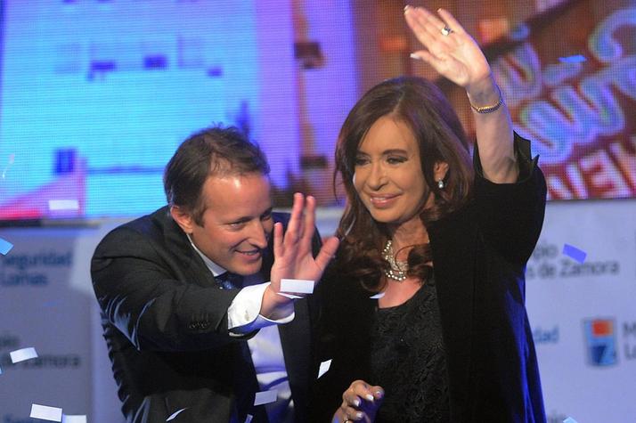 La Presidenta eligió a Insaurralde y se recostó en sus incondicionales - 23.06.2013 - lanacion.com