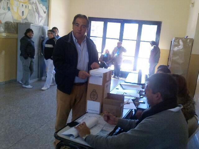 Voto Julio Martinez
