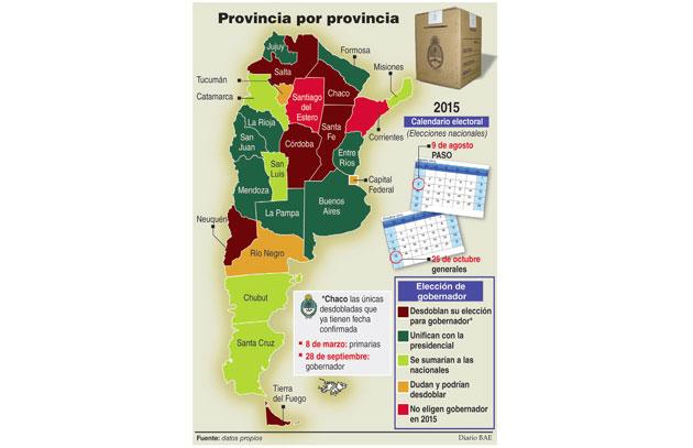 provincias