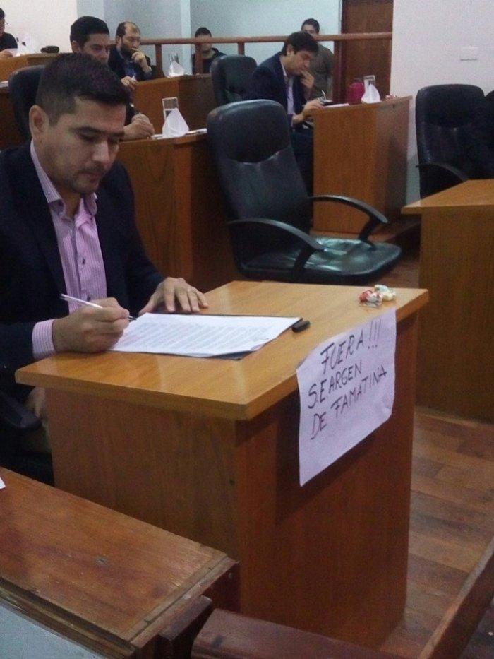 Concejal Narváez - Sesión 9-5-18